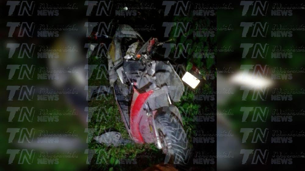 Pierde la vida motociclista al chocar con un poste en Cozumel