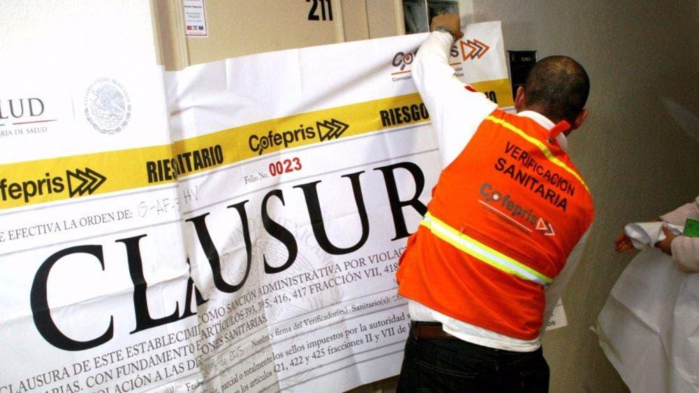 Sanciona Cofepris a 1 500 negocios durante el año en Quintana Roo