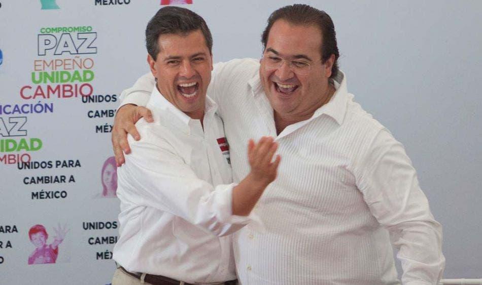 Ofrece Javier Duarte delatar a Peña Nieto en caso Odebrecht