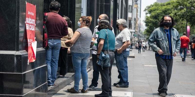 Ya son 972 mil 785 casos positivos de Covid-19 en México