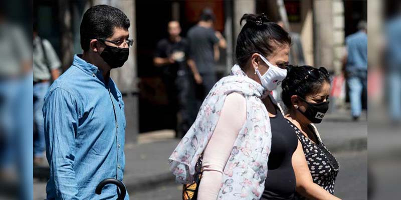 Habrá iniciativa de ley en Michoacán para el uso obligatorio de cubrebocas