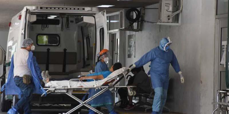 Ya son 105 mil 459 muertos por coronavirus en México