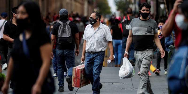 Ya son 105 mil 940 muertos por coronavirus en México