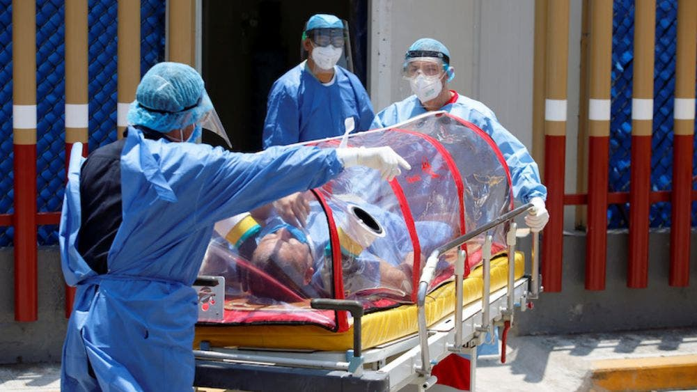 Reportan hoy en Yucatán solo 3 fallecimientos a causa del coronavirus
