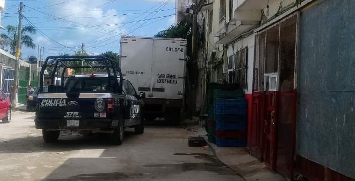 Asaltan cremería en la Región 96 de Cancún