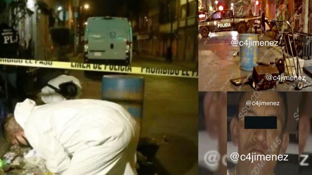 ¡Tragedia! Descuartizan a dos menores en la Ciudad de México