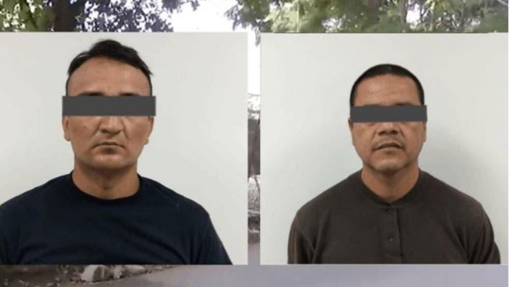Detienen a policías por asesinato de dos albañiles