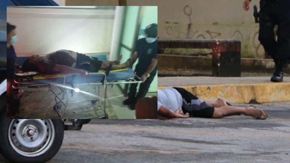 Motorizados ejecutan a hombre en Prado Norte de Cancún
