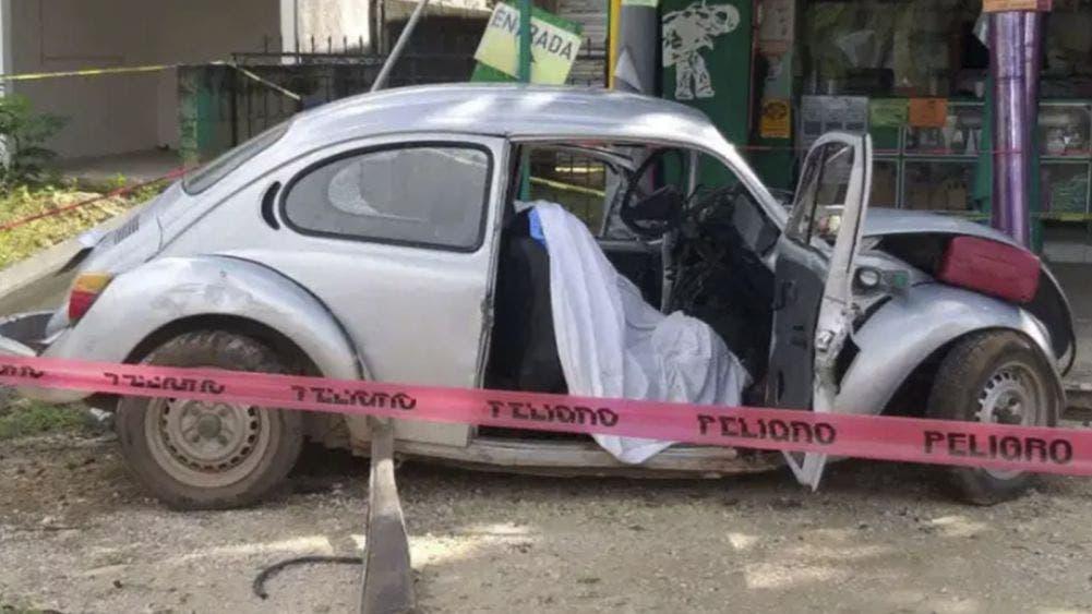 Ejecutan a tiros a presunto empleado de gobierno en Leona Vicario