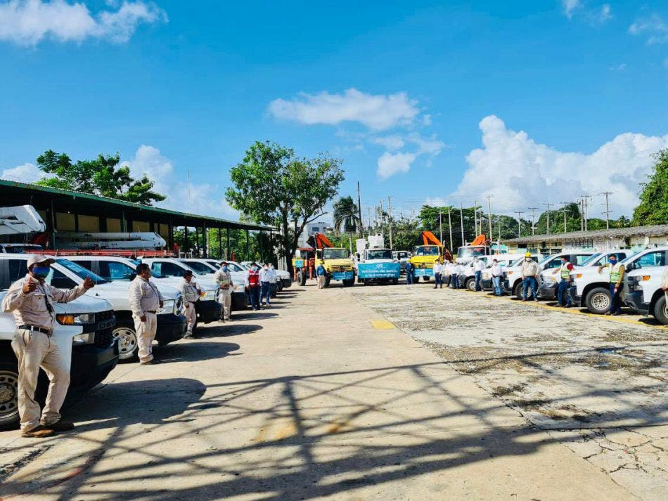 Realiza CFE balance de afectaciones en la temporada de huracanes; atendieron más de cinco mil trabajadores nueve contingencias.