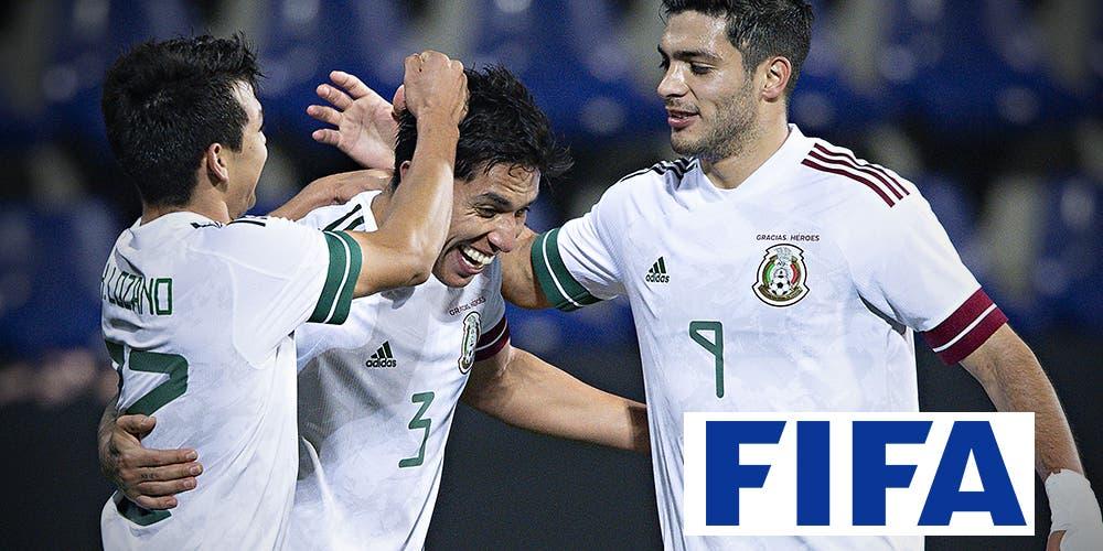 FIFA: Selección Mexicana es 9 a nivel mundial