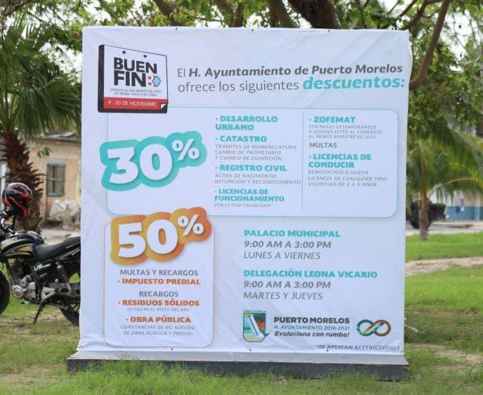 """Ofrece Laura Fernández estímulos fiscales como parte del programa """"El buen fin"""", en medio de la emergencia sanitaria que se vive por la pandemia de Covid-19."""