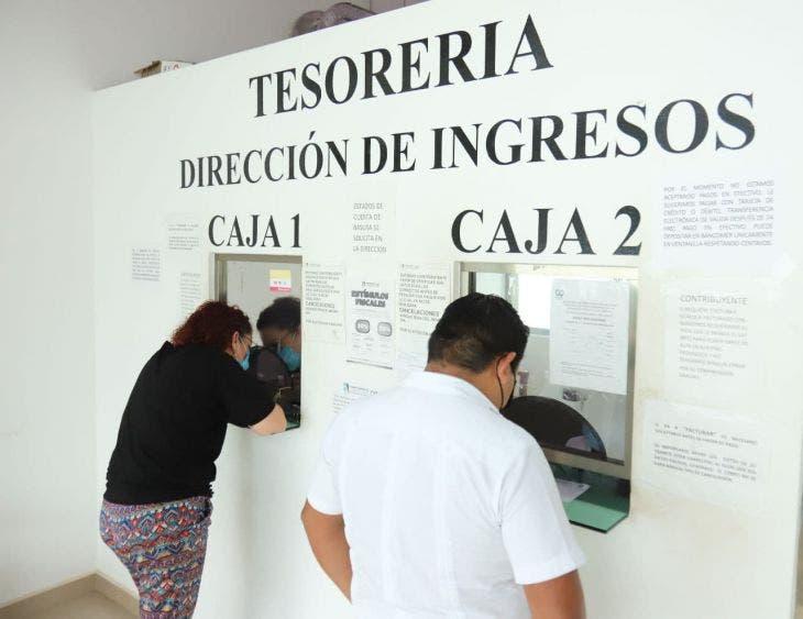 """""""El objetivo en Puerto Morelos es contribuir en la economía familiar, ofreciendo beneficios para que los ciudadanos estén al día en documentos y contribuciones"""", señala"""