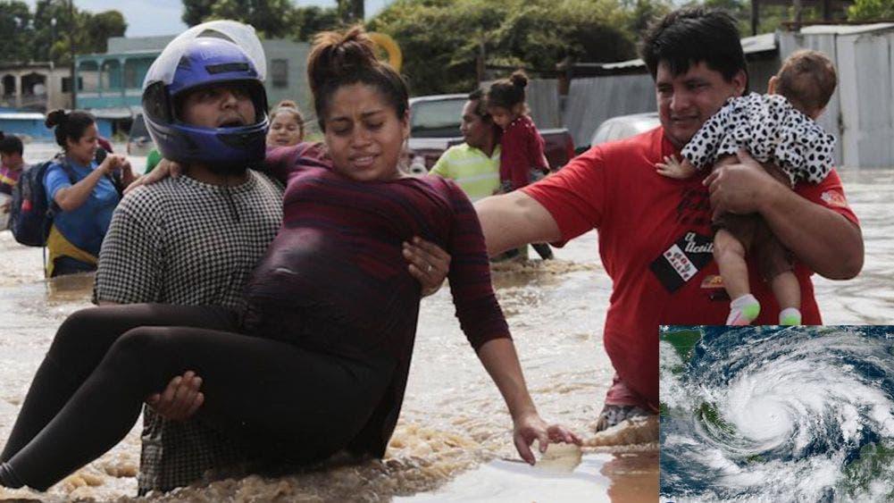 """Alerta máxima en Honduras y Nicaragua por """"Iota"""", ya es categoría 5"""