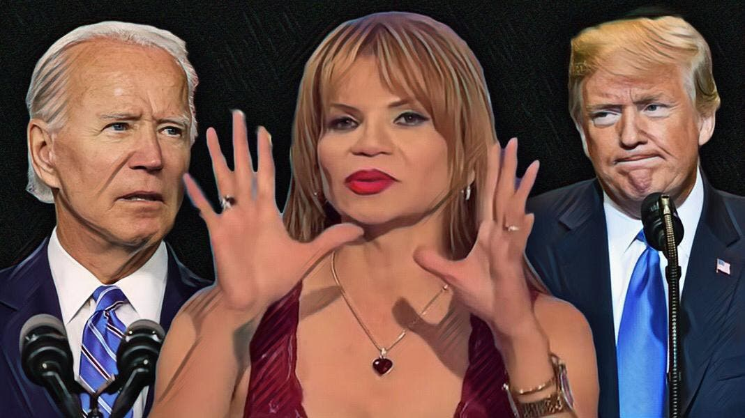 "Predice Mhoni Vidente la muerte de Joe Biden, ""no terminará su mandato"""