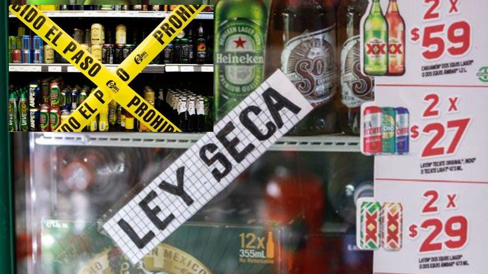 """Vuelve """"ley Seca"""" por covid-19 a CDMX y EdoMex"""