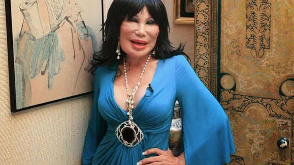 Lyn May causa revuelo con outfitt guadalupano