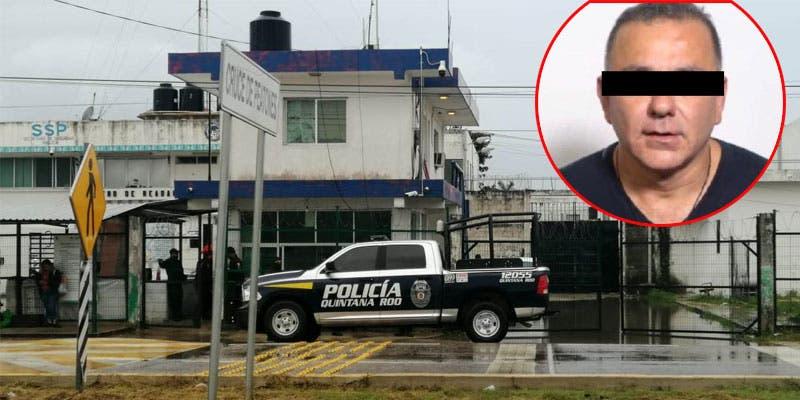 Dictan prisión preventiva por extorsión al empresario Carlos M.