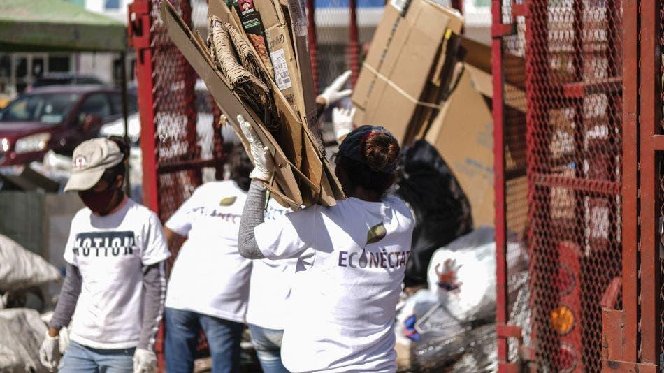 Reúne Reciclatón 2020 900 kilogramos de pet para Fundación Teletón