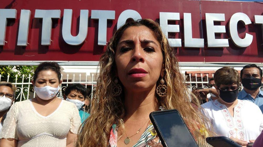 Insiste Marybel Villegas en retiro de concesión a Aguakán