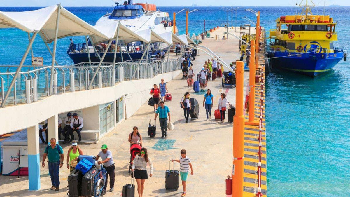 Si vas a cruzar de Playa Del Carmen a Cozumel, toma tus precauciones