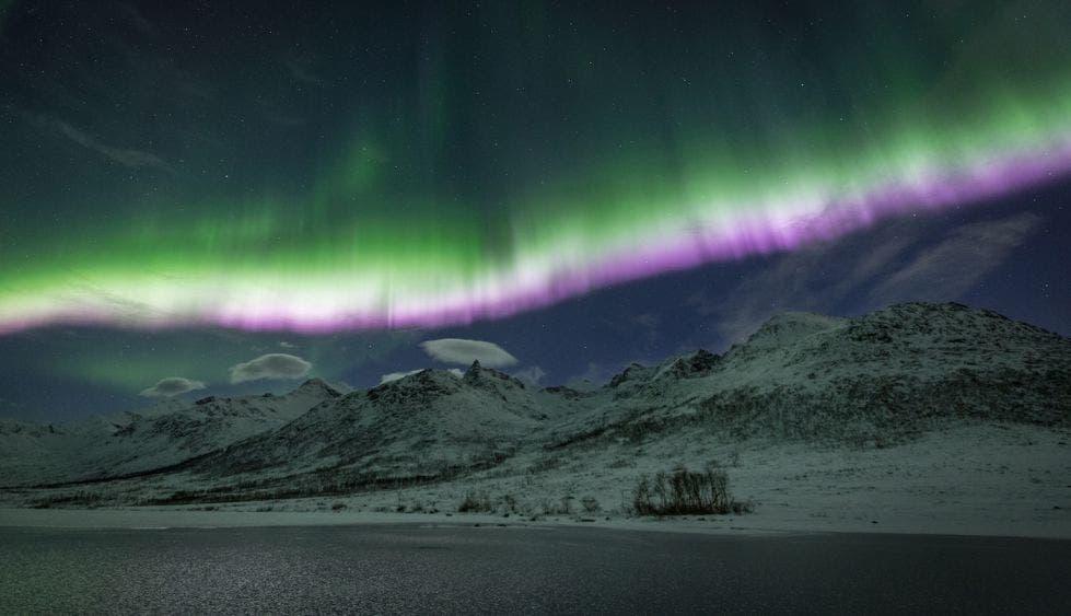 Inicia la noche polar en Alaska, 50 días en plena oscuridad