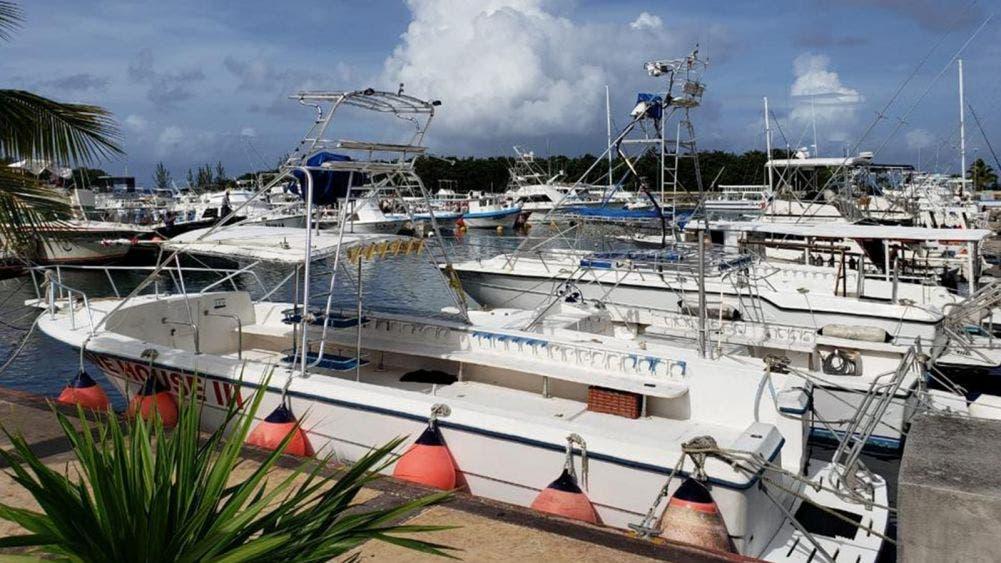 Paralizan frentes fríos al sector náutico de Quintana Roo