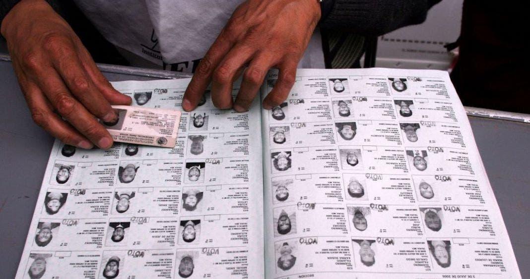 Multan al PRI por ofrecer padrón electoral en Mercado Libre