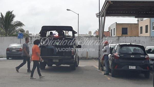 Robo de crema en supermercado, Foto: Diario de Yucatán.