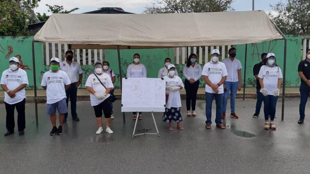 "Integran comité de contraloría social para obras de ""Piso Firme"" en Puerto Morelos"