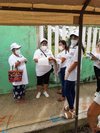 """Integran comité de contraloría social para obras de """"Piso Firme"""" en Puerto Morelos, con estas acciones se impulsa el desarrollo de familias del municipio con este proyecto de vivienda digna"""