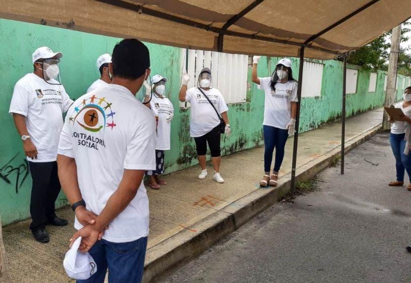 En esta administración se motiva la participación de ciudadanos para ser vigilantes de la ejecución de obras, señala el contralor Raymundo Martínez Rivera