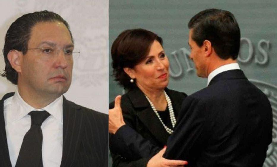 Zebadúa se ofrece como delator de Peña Nieto y Rosario Robles