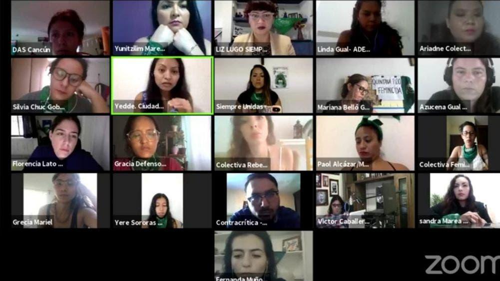 Pide Red de mujeres feministas destitución de Alberto Capella