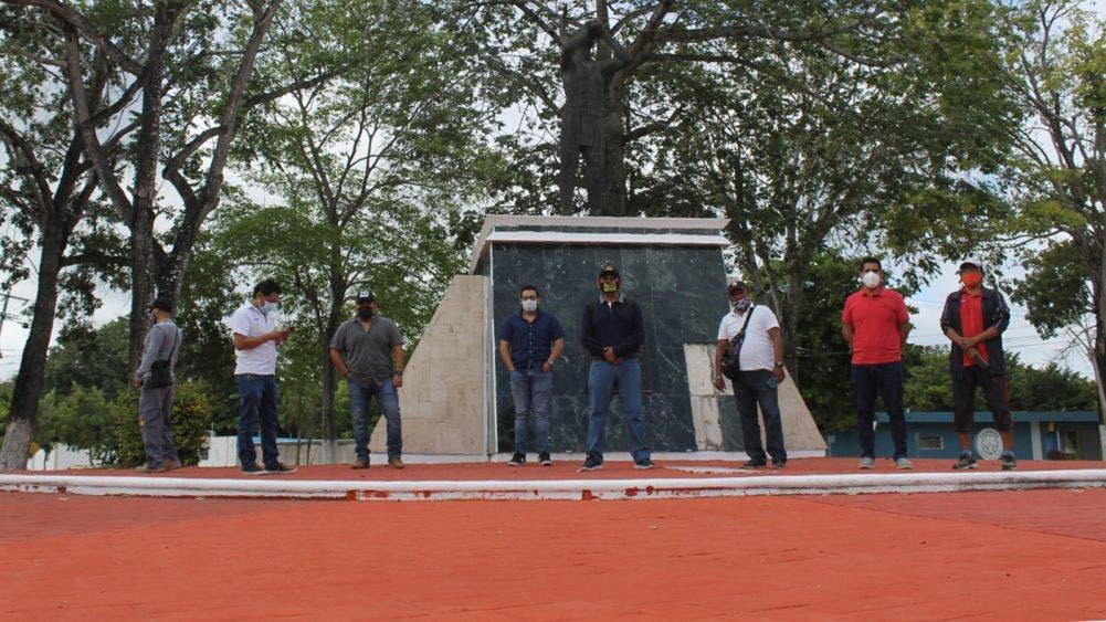 Se solidarizan comunicadores de Chetumal con reporteros de Cancún