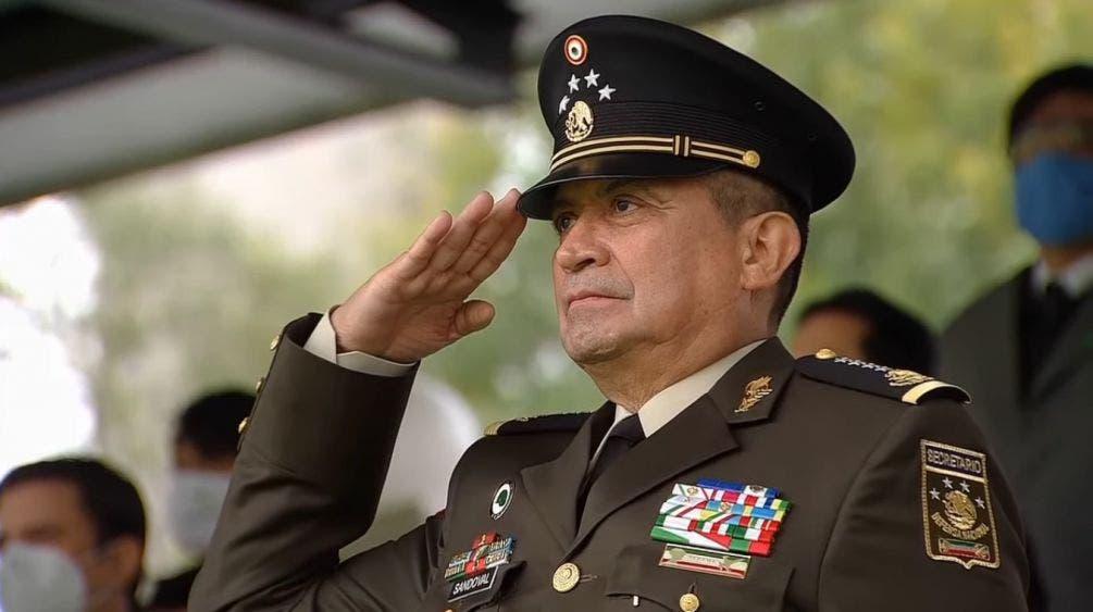 Sandoval ante AMLO: camino militar no admite desviaciones