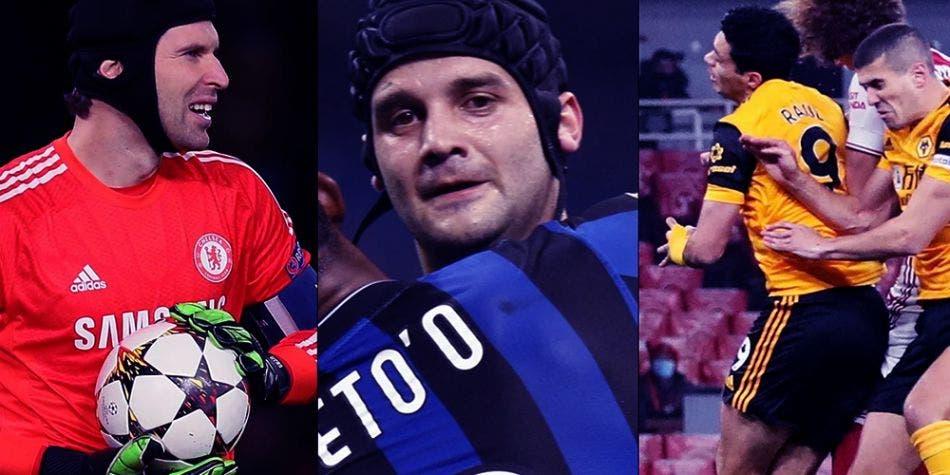 Raúl Jiménez: jugadores que han sufrido fractura de cráneo