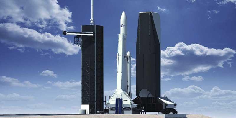 Lanzamiento de SpaceX es pospuesto por mal clima