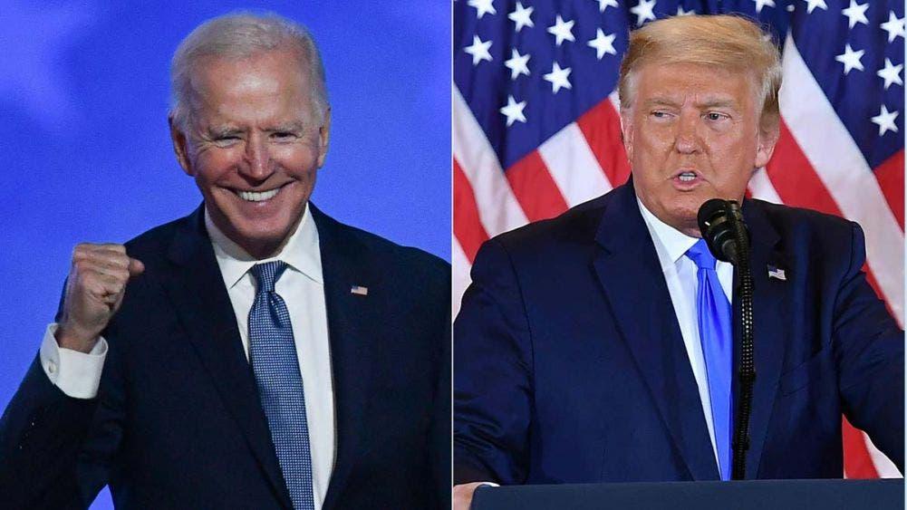 Trump insiste en megafraude y no reconocerá triunfo de Biden
