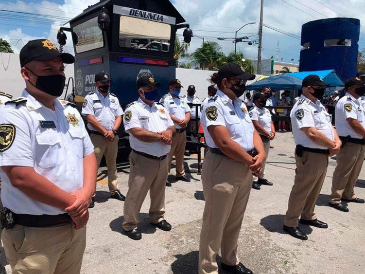 Estarán mejor capacitados elementos de Tránsito de Cancún.
