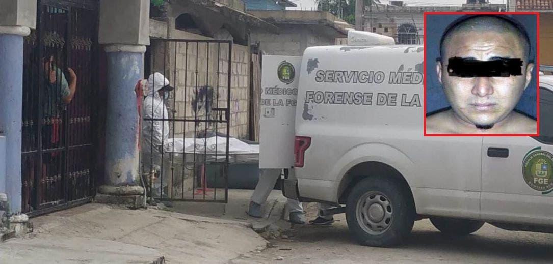 Sujeto apodado 'El Cachamocos' mata a su padre en Cozumel.