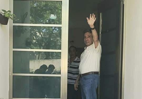 Insistirán diputados para que se indulte al exgobernador Mario Villanueva.