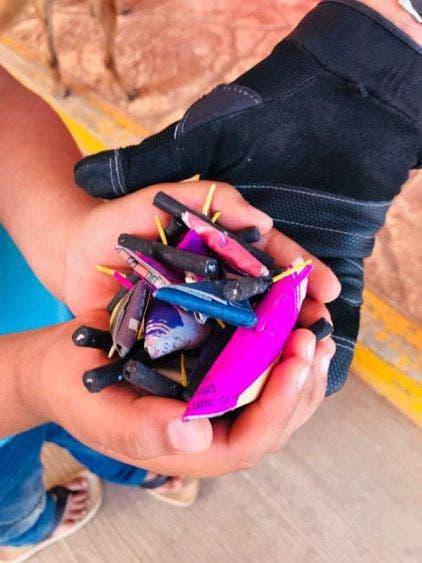 En Kantunilkín sancionarán a quien venda juegos pirotécnicos; no solo se pone en riesgo la seguridad de niños, sino de las viviendas.