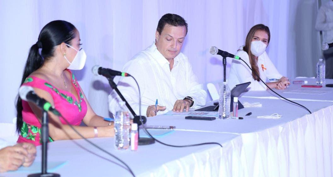 Llevan a cabo la Primera Mesa de Soluciones de Seguridad en Quintana Roo.
