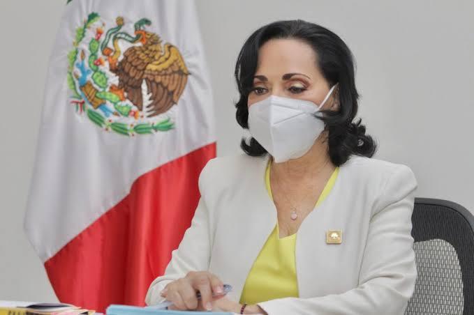 No hay pretexto para pagar el aguinaldo: Catalina Portillo.