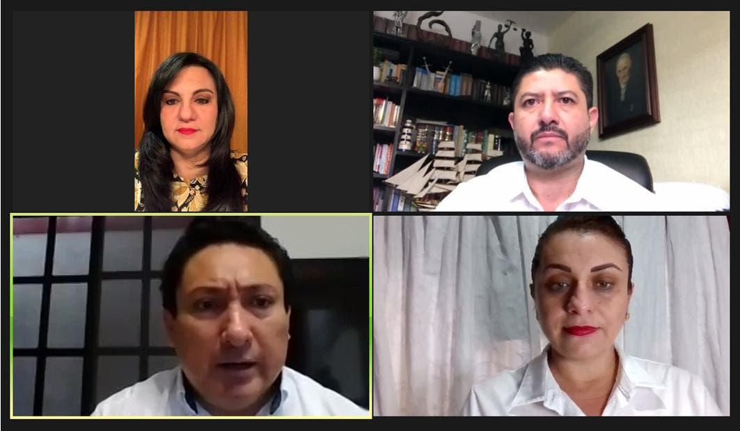 Ratifican que sí hubo violencia política contra la diputada Atenea Gómez.