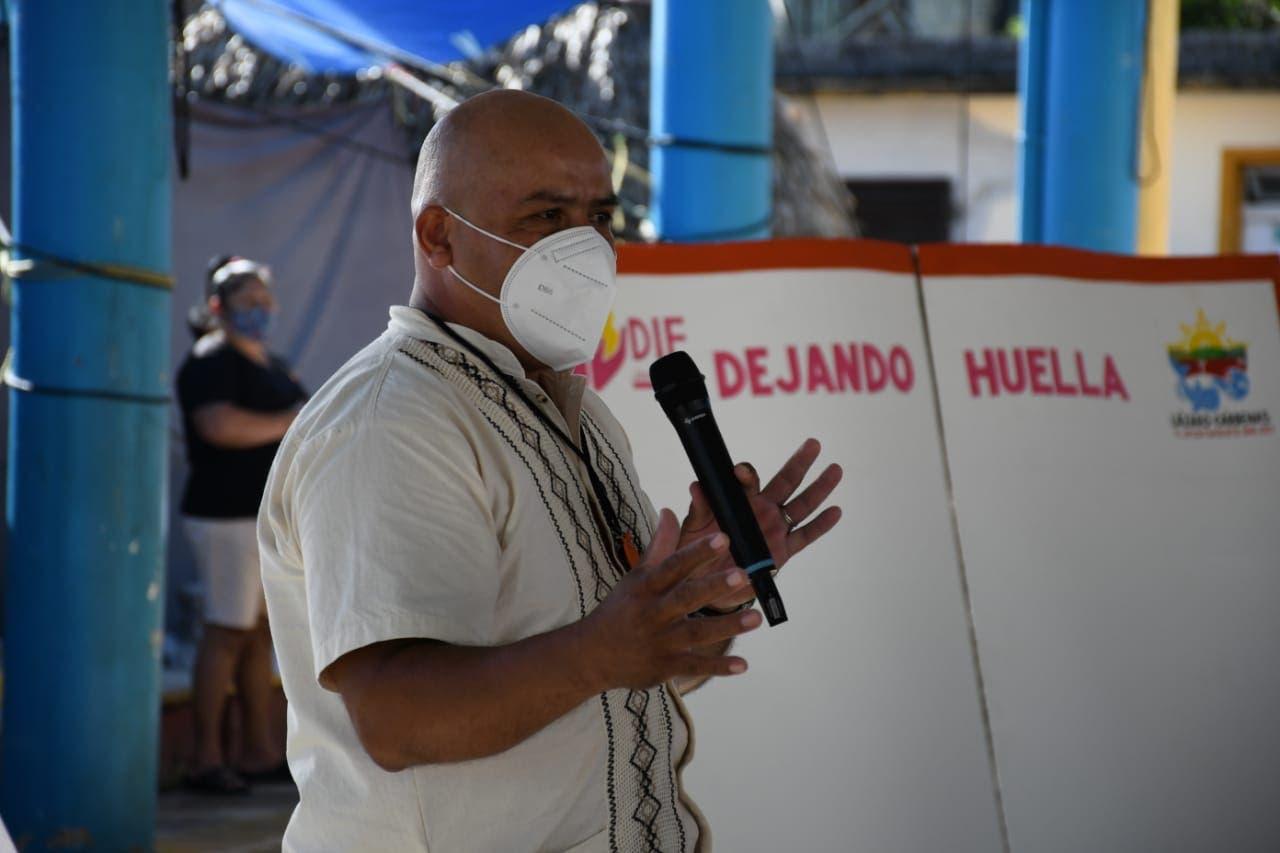 DIF de Lázaro Cárdenas promueve la no violencia de género.