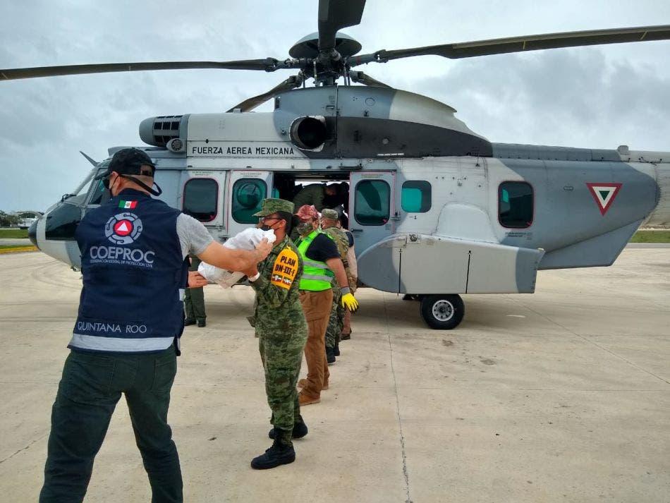 Saldo blanco en la temporada de huracanes en Quintana Roo; de 31 sistemas tropicales en el Atlático, 4 afectaron a la entidad.