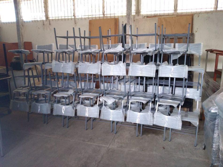 Gobierno de Quintana Roo destina más de 8 mdp en equipamiento de escuelas.