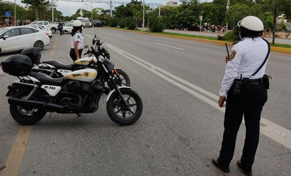 Déficit de patrullas en la corporación de Tránsito Municipal.